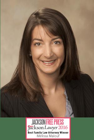 Melissa A. Malouf