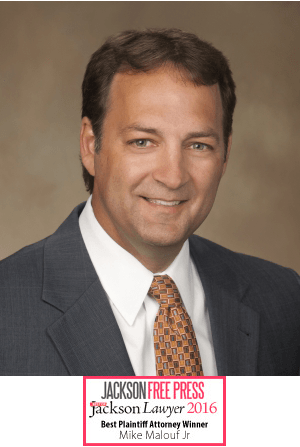 Attorney Mike Malouf, Jr.